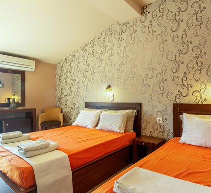 Toti Boutique triple room